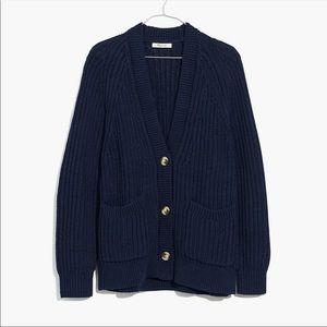 Madewell Murray Cardigan Sweater XS